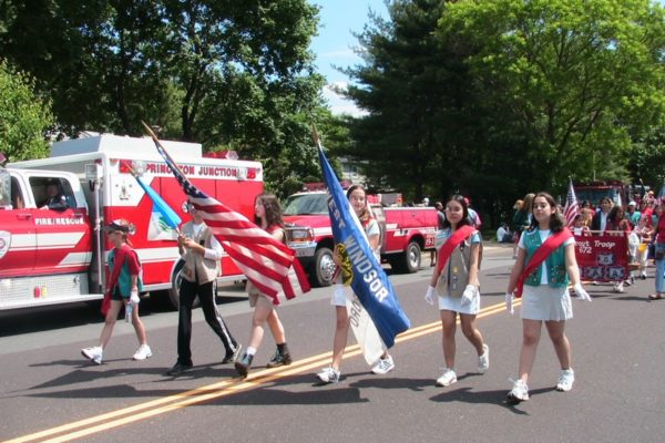 West Windsor Girl Scouts Technology Videos