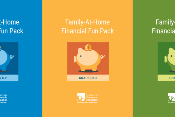 Family-At-Home Financial Fun Pack