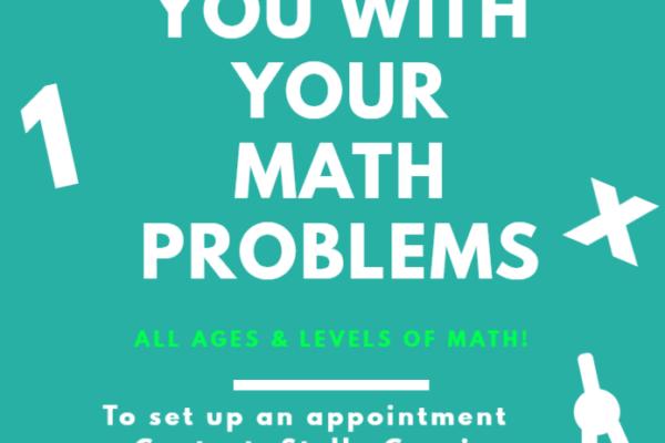 Math Help With Stella